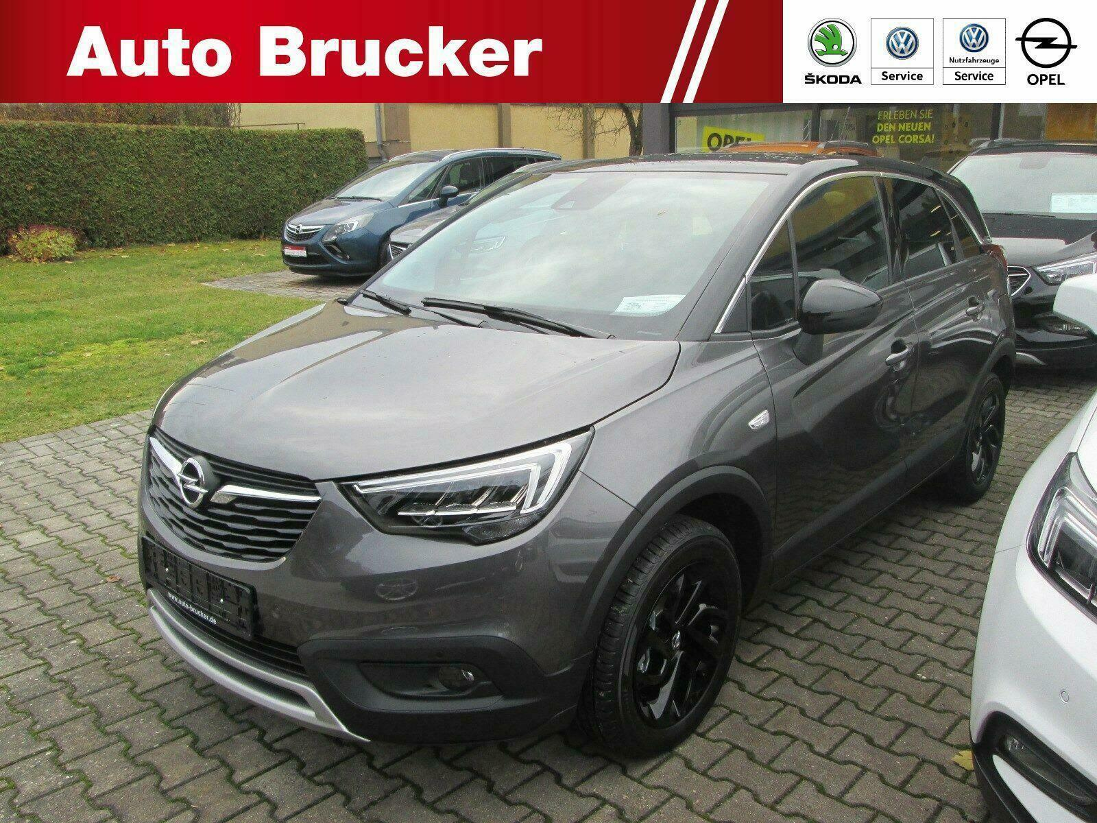 OPEL Crossland X INNOVATION, Alu, LED, Sitzh., FSE