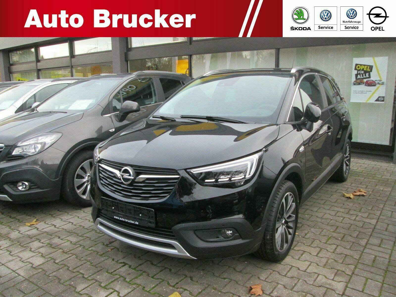 OPEL Crossland X INNOVATION, Navi, LED, PDC, Alu