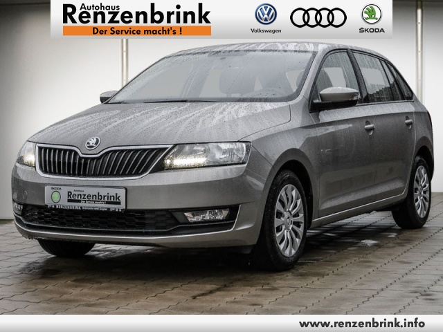 SKODA Rapid Spaceback 1.0 TSI Ambition Klima