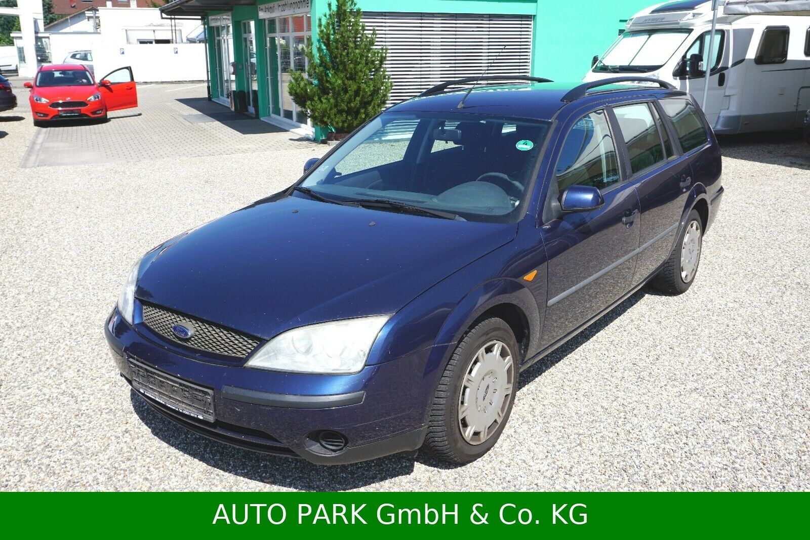 FORD Mondeo Turnier 2.0 TDCi  Ambiente