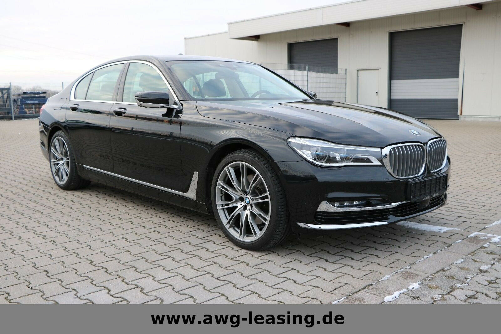BMW 740 d xDr Laser Massage Dri. Ass.+ Parken Integ