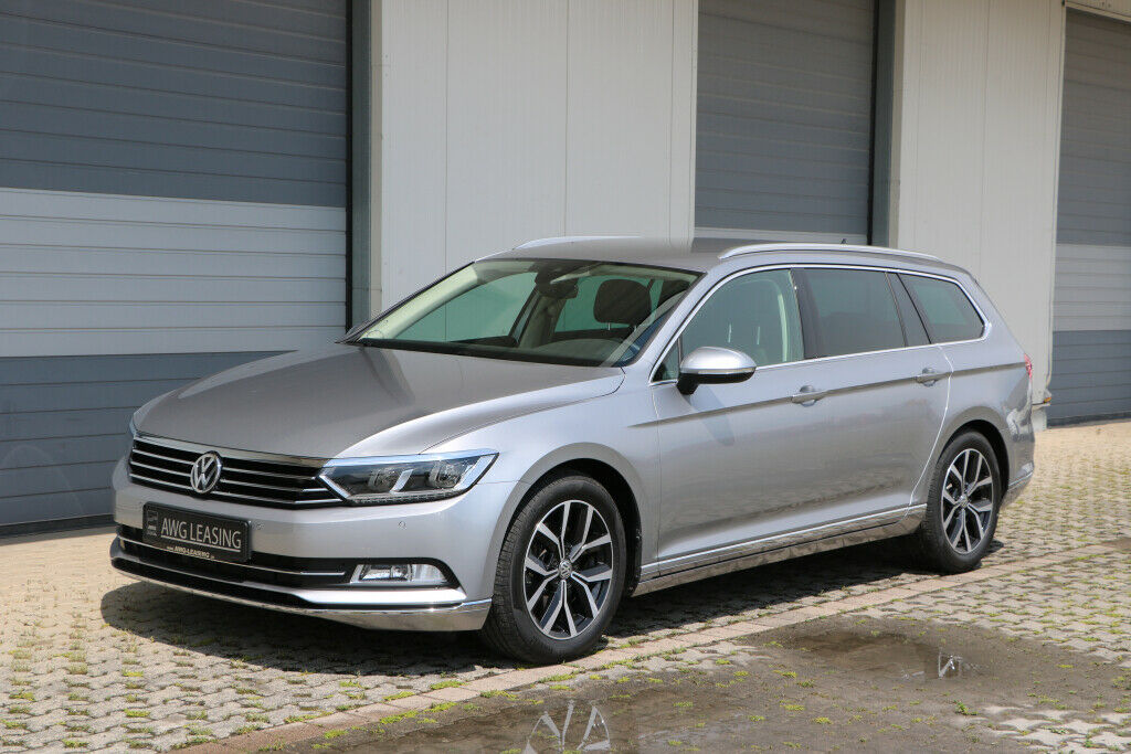 VW Passat Highline BMT/DSG7/Display/NAVI/ACC/LED/RK
