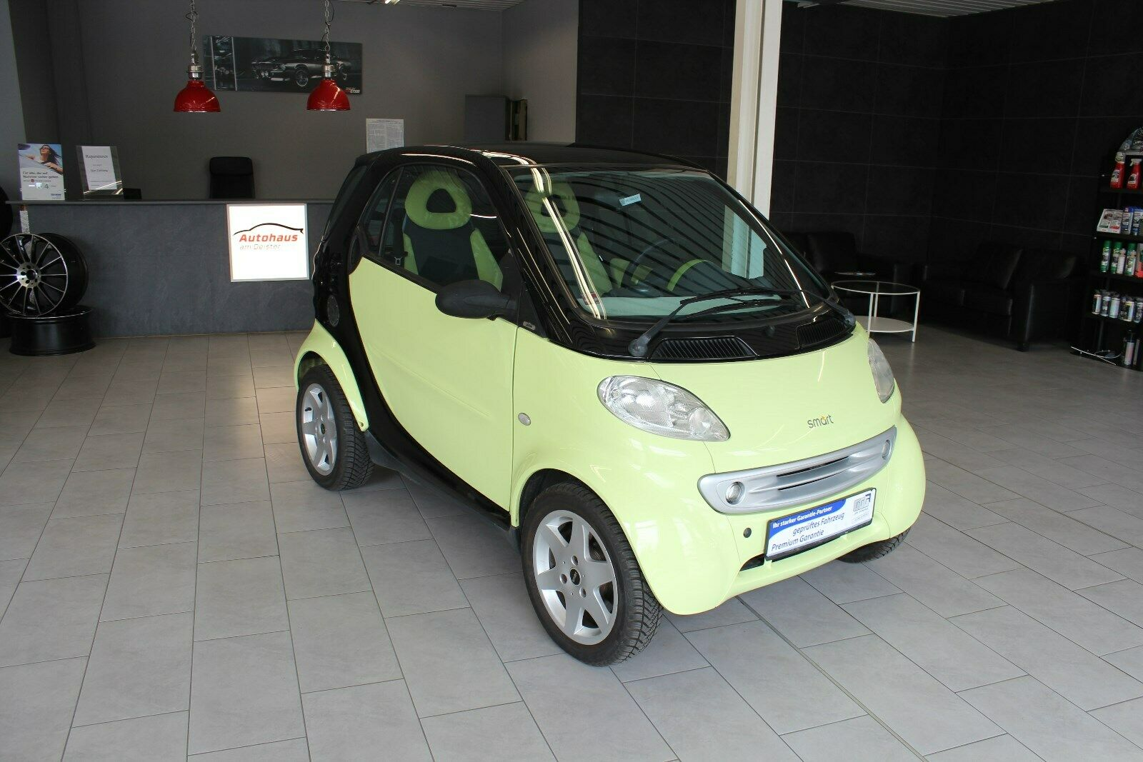 SMART ForTwo Pulse*KLIMA*PANO*ALU*S-HEFT*TÜV9-20*TOP!