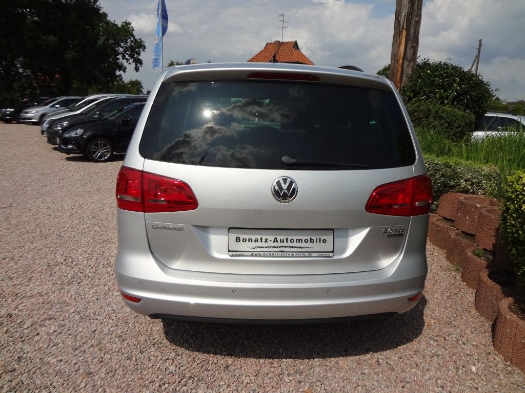 VW Sharan 2.0 TDI DSG BMT Match *Navi,Parkass.*