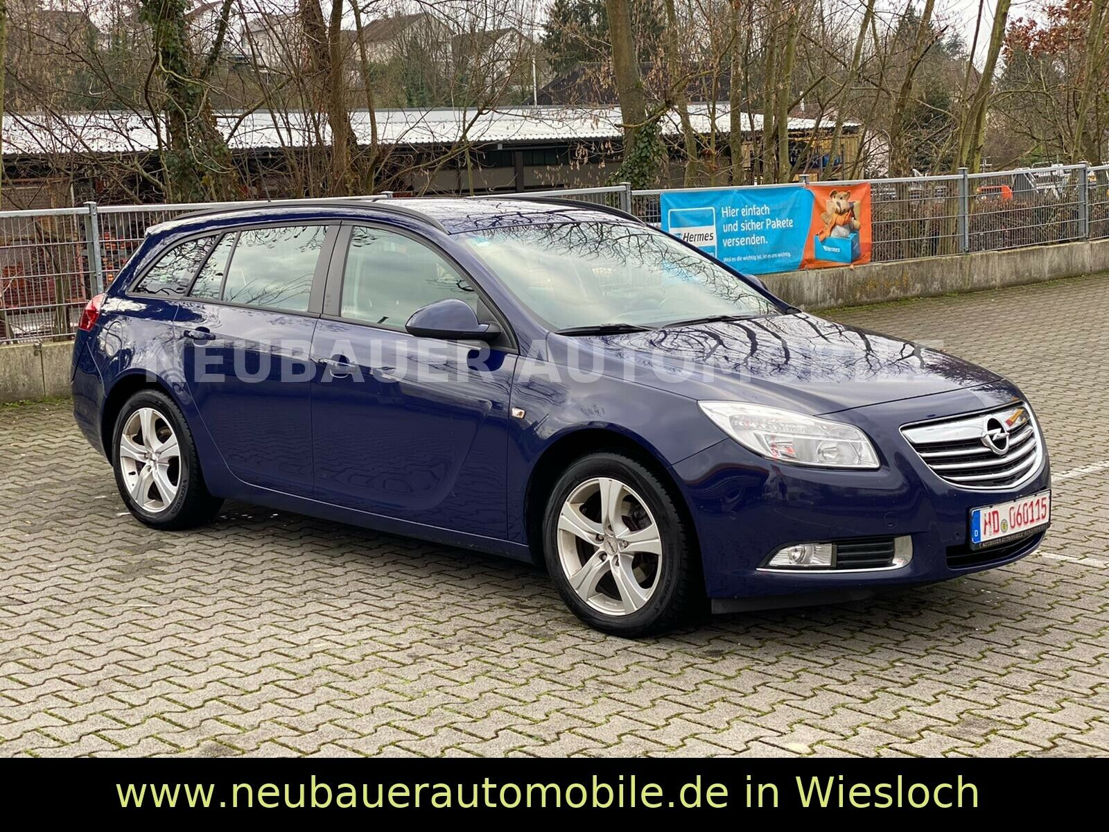 OPEL Insignia A Sports Tourer Parkassistent 1. Hand