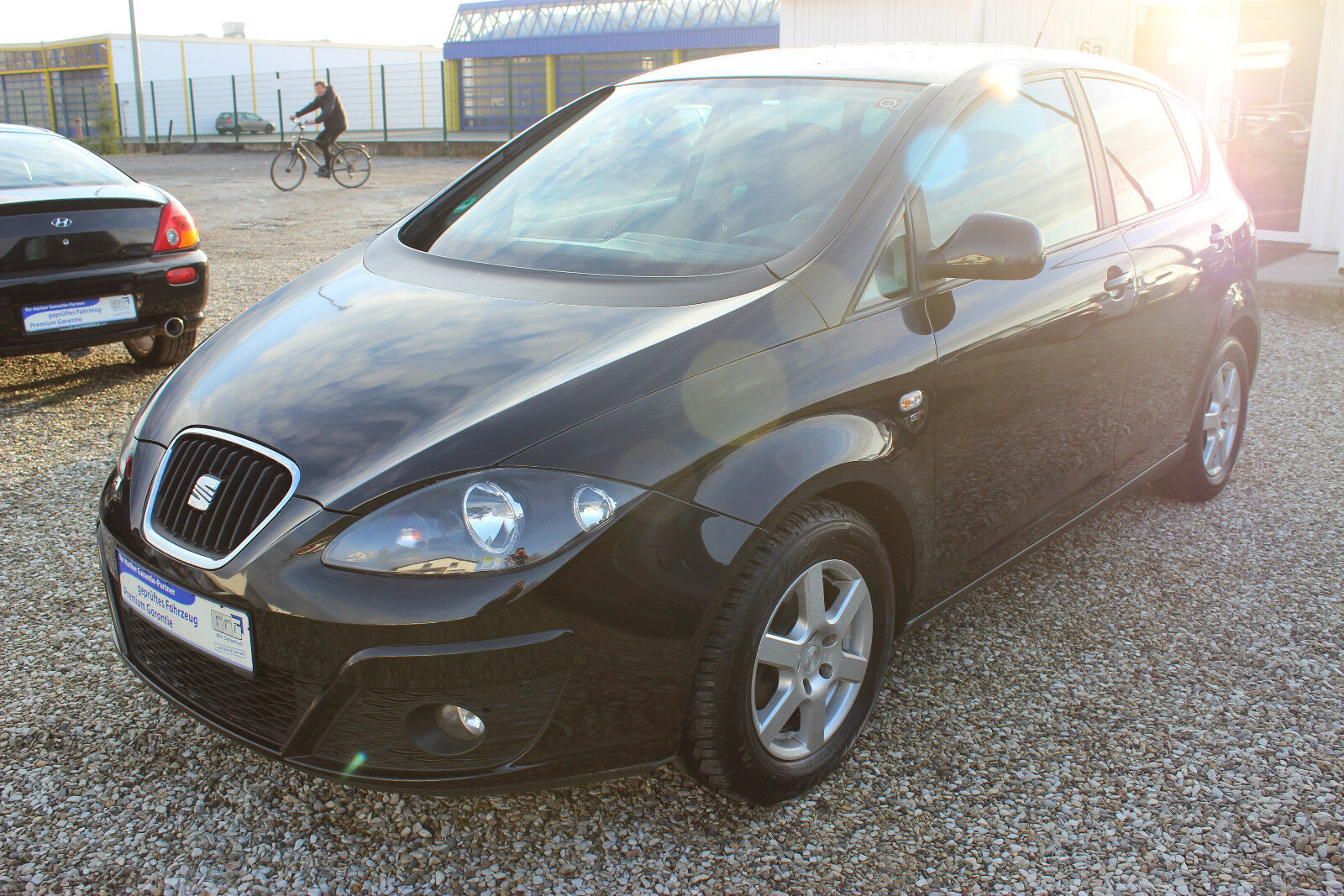 SEAT Altea Good Stuff - 2.HAND-KLIMA - TOP ZUSTAND