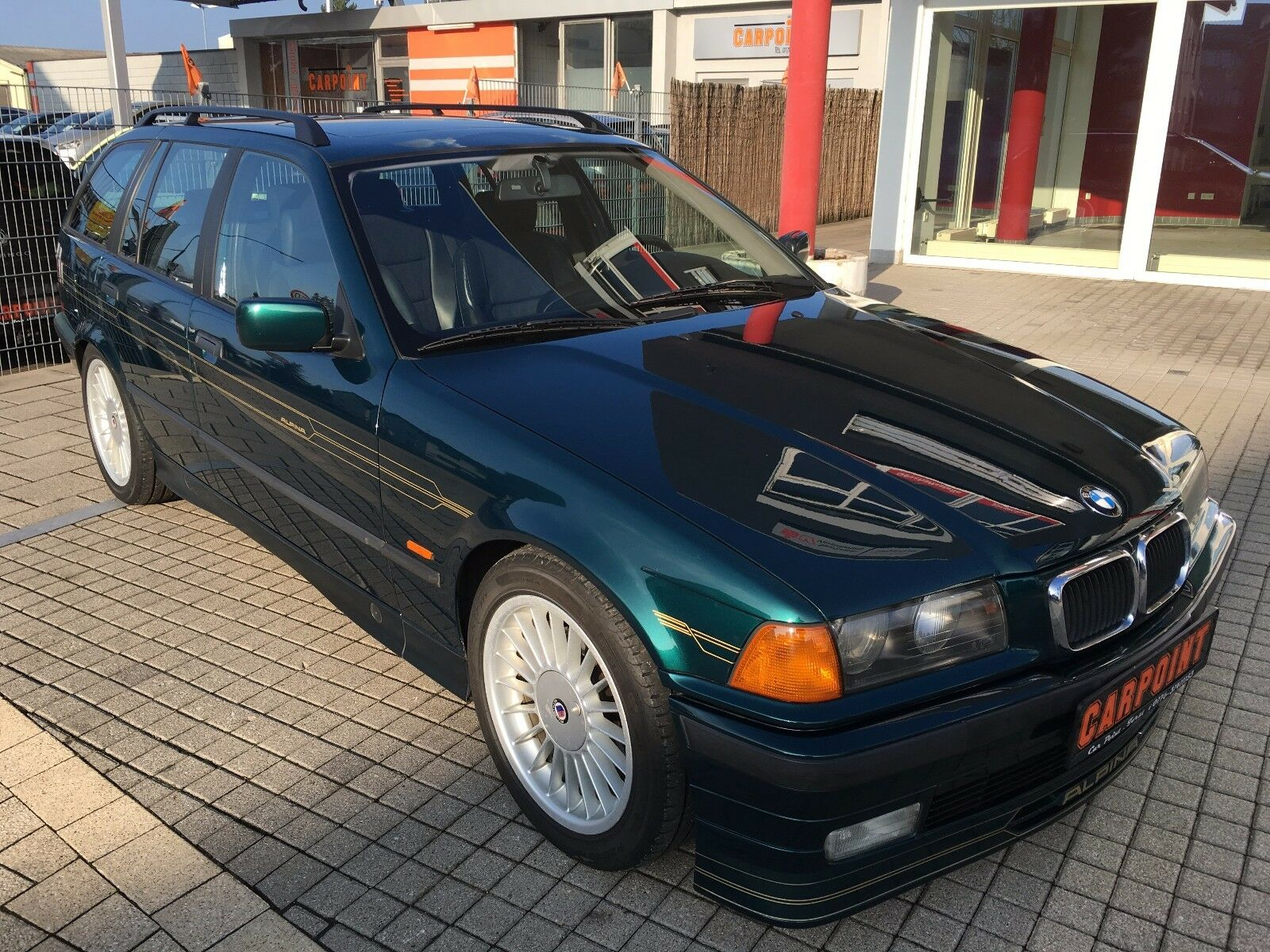 ALPINA B6 2.8 Touring Limited Edition,Nummer 69 !!!