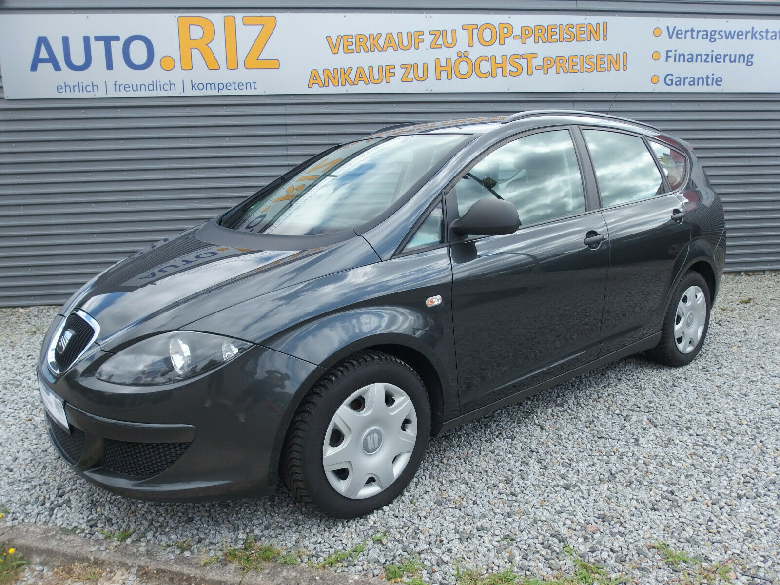 SEAT Altea XL Reference Comfort*TEMPOMAT--PDC*