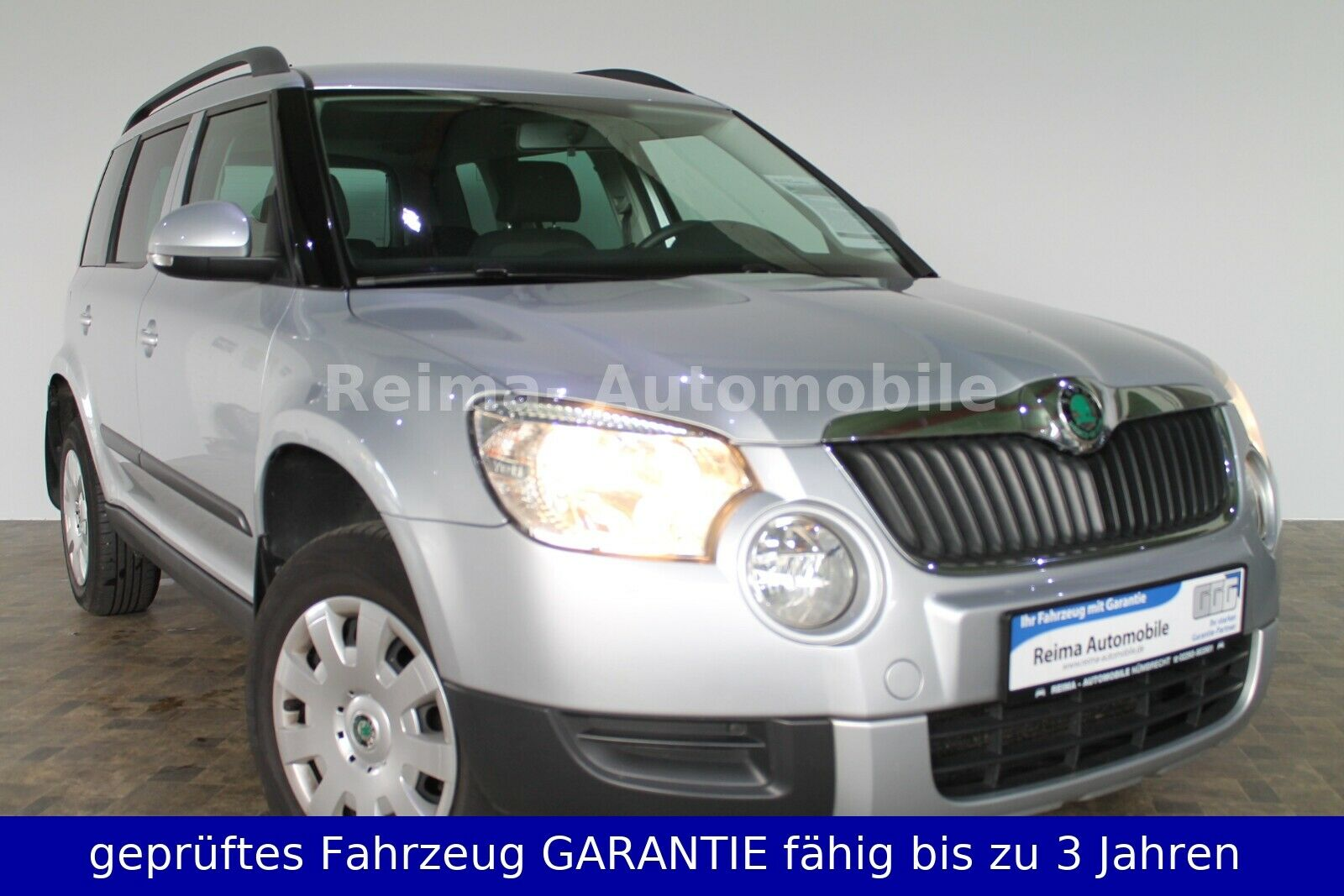SKODA Yeti Active Plus Edition 1,2i ,Klima,AHK,PDC