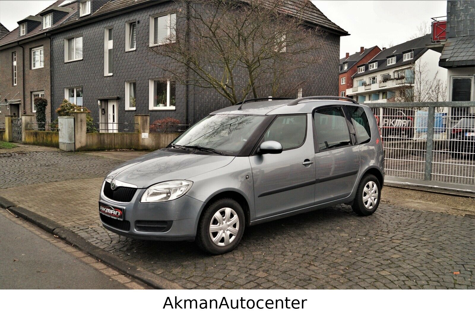 SKODA Roomster Style Plus Edition/NAVI/Klimaaut/Checkh