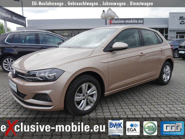 VW Polo VI Comfortline 1.0 TSI DSG APP Connect PDC