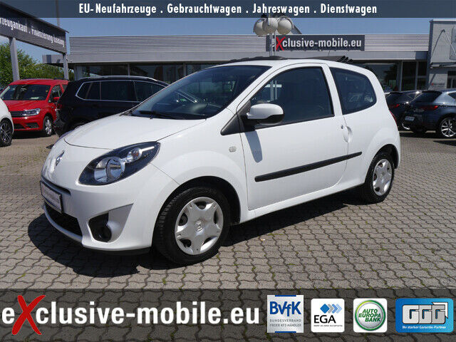 RENAULT Twingo Authentique 1.2 Faltdach el. Klima BC CD
