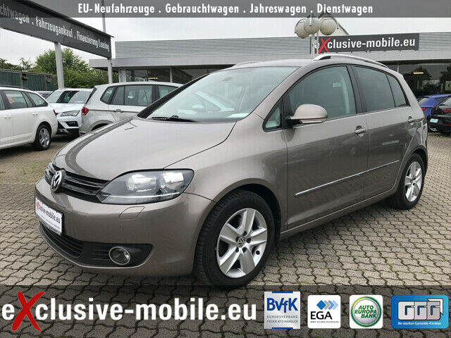 VW Golf VI Plus Comfortline 1.4 TSI Xen PDC SHZ 2Hd