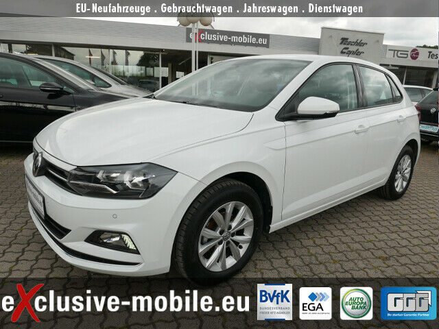 VW Polo VI Highline 1.0 TSI APP Connect SHZ PDC V&H