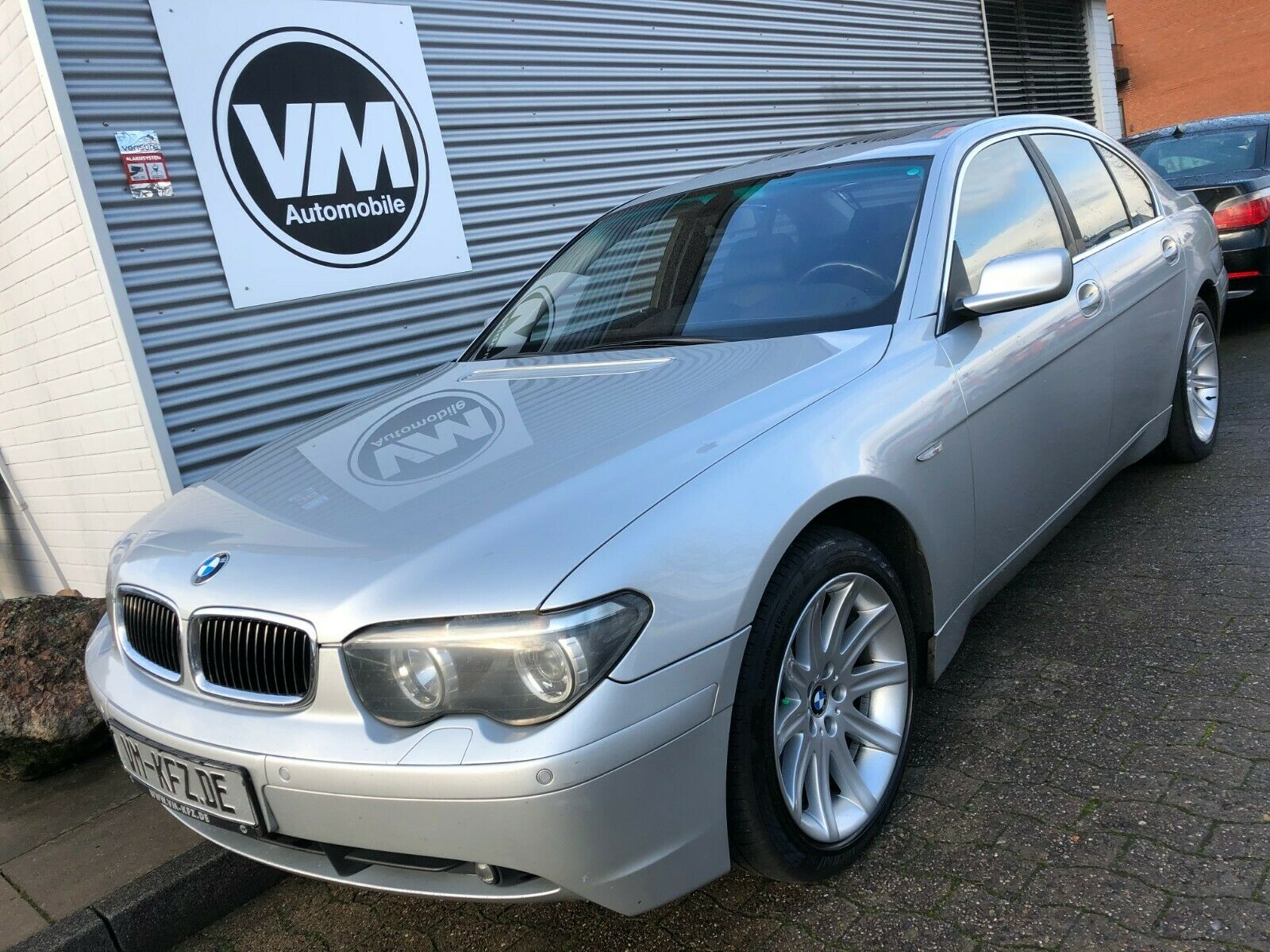 BMW 740D AUT. TOP VOLLAUSSTATTUNG SOFT CLOSE MASSAGE