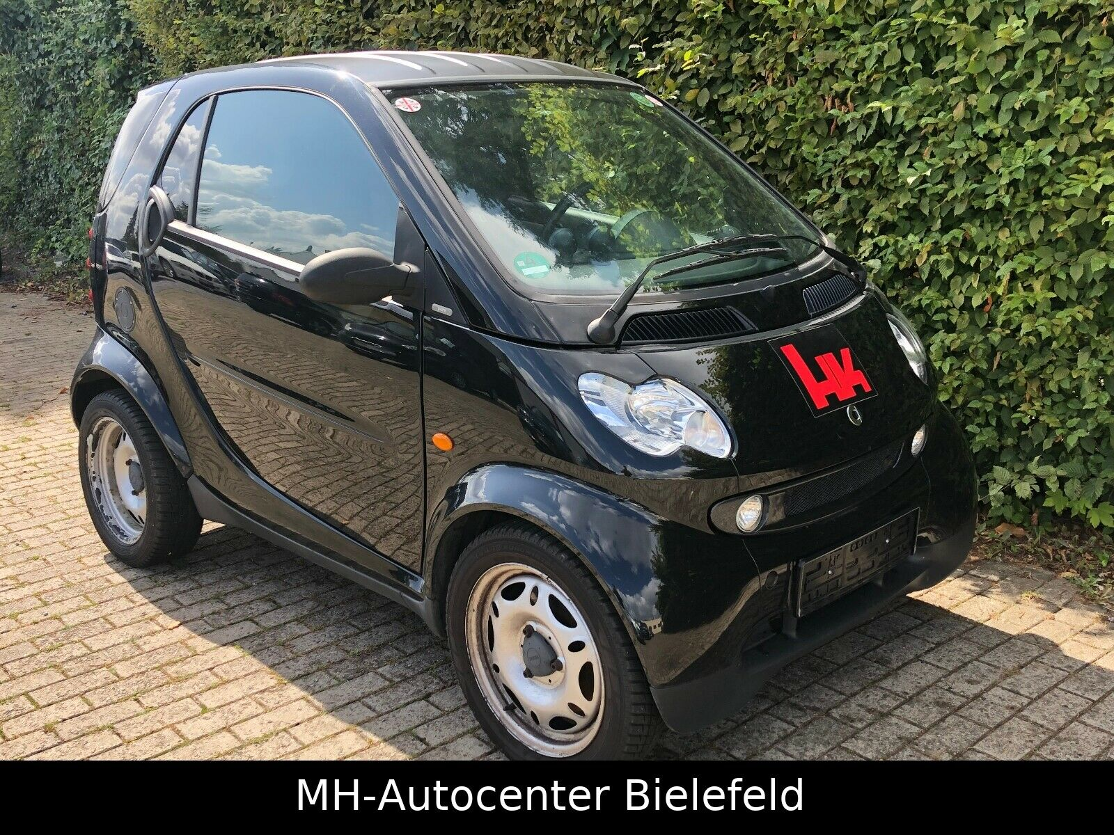 SMART Fortwo Coupe Basis*ZV*GARANTIE*1.HAND*