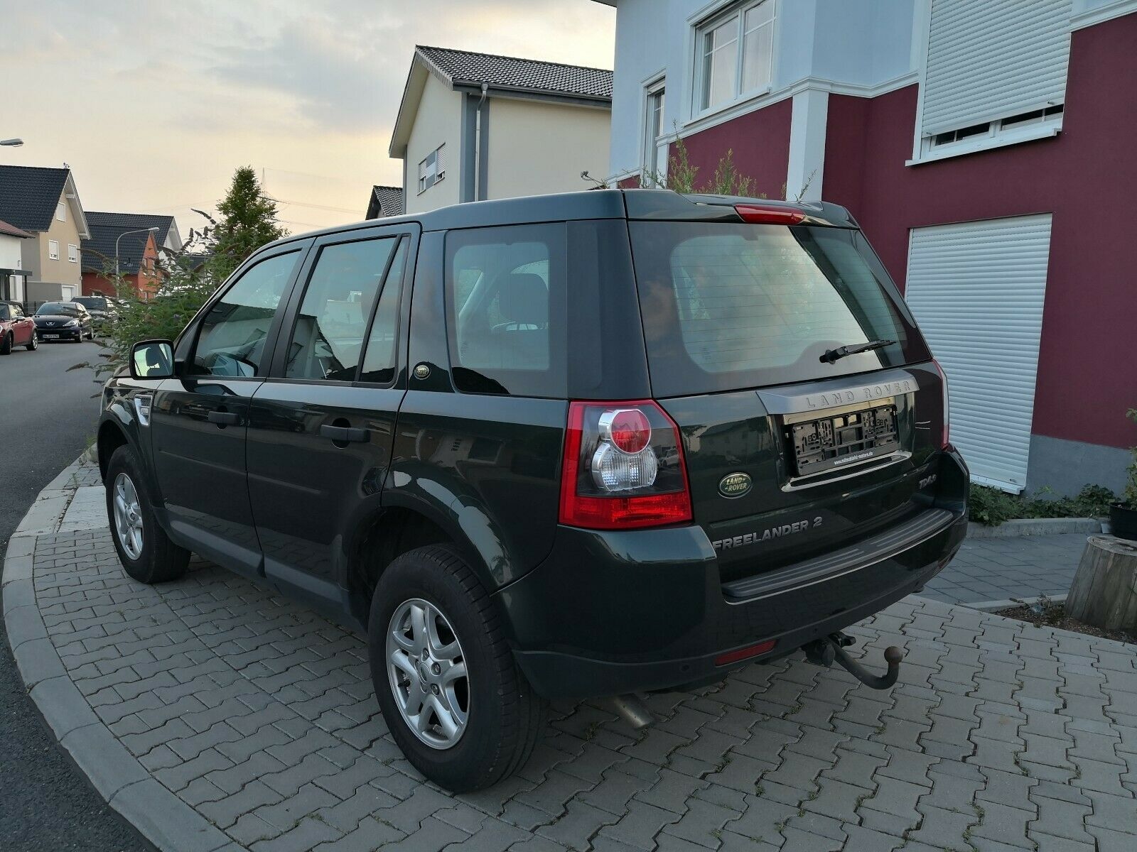 LAND ROVER Freelander XE Limited Edition AHK