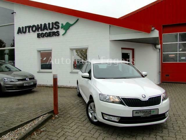 SKODA Rapid 1.0TSI SpaceBack Ambition/EURO6/TEMP