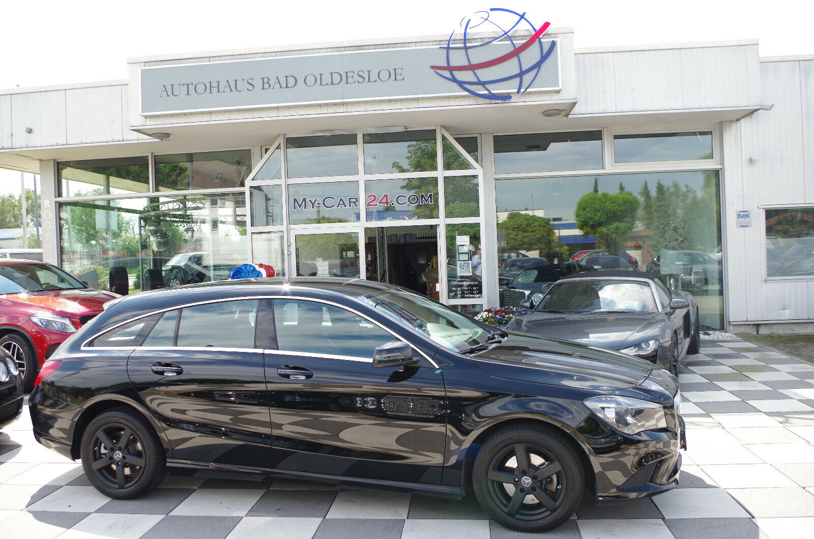 MERCEDES-BENZ CLA 180 Shooting Brake * EURO 6 * 1 Hand