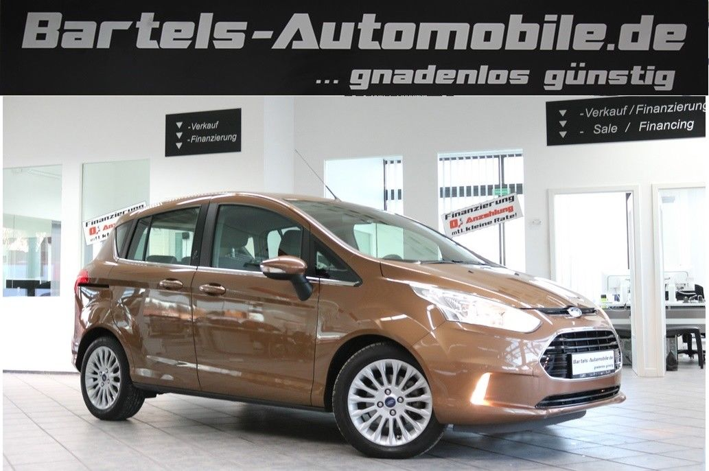 FORD B-Max 1.0 Econetic Champions League, erst 50tkm