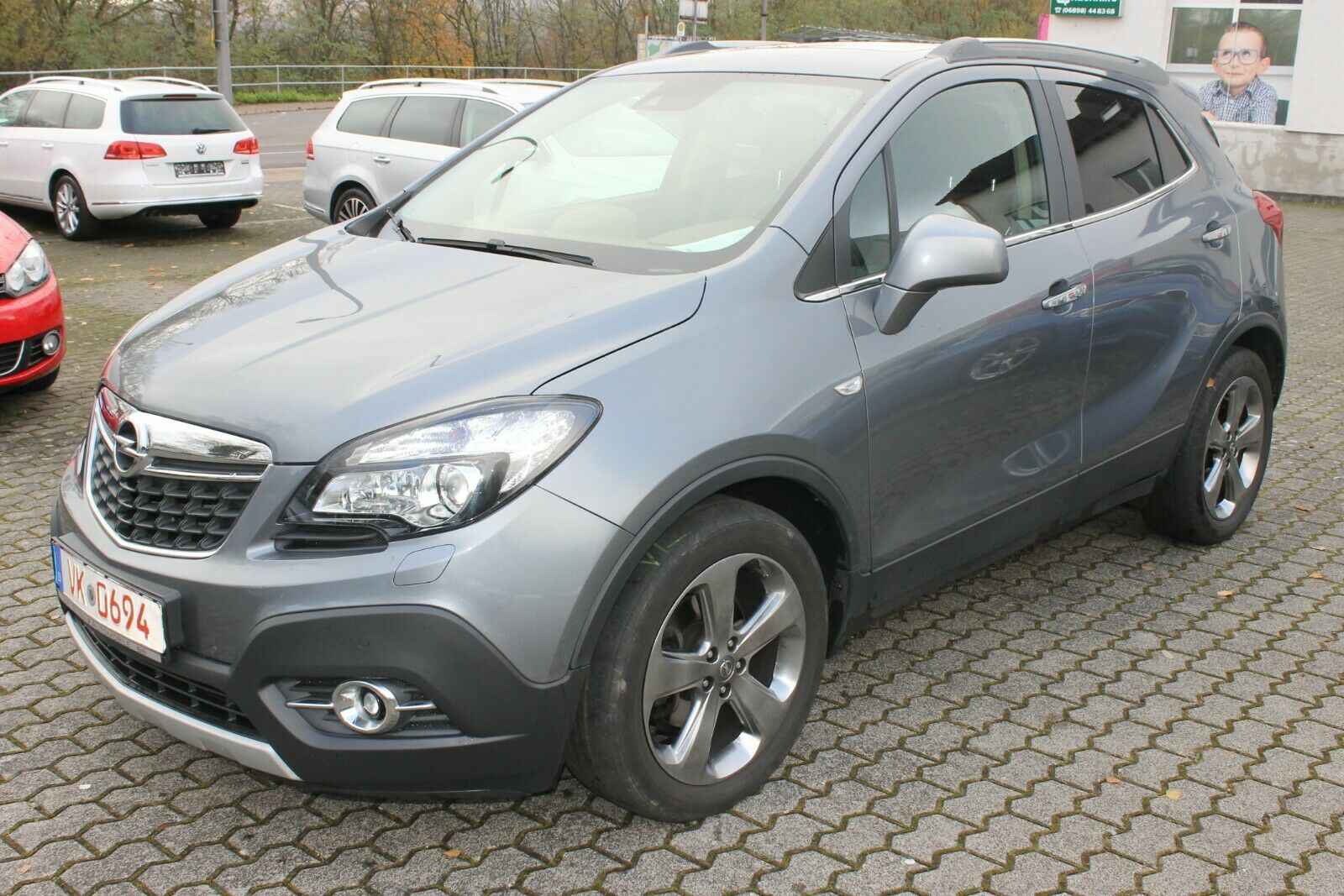OPEL Mokka Innovation ecoFlex Super Ausstattung