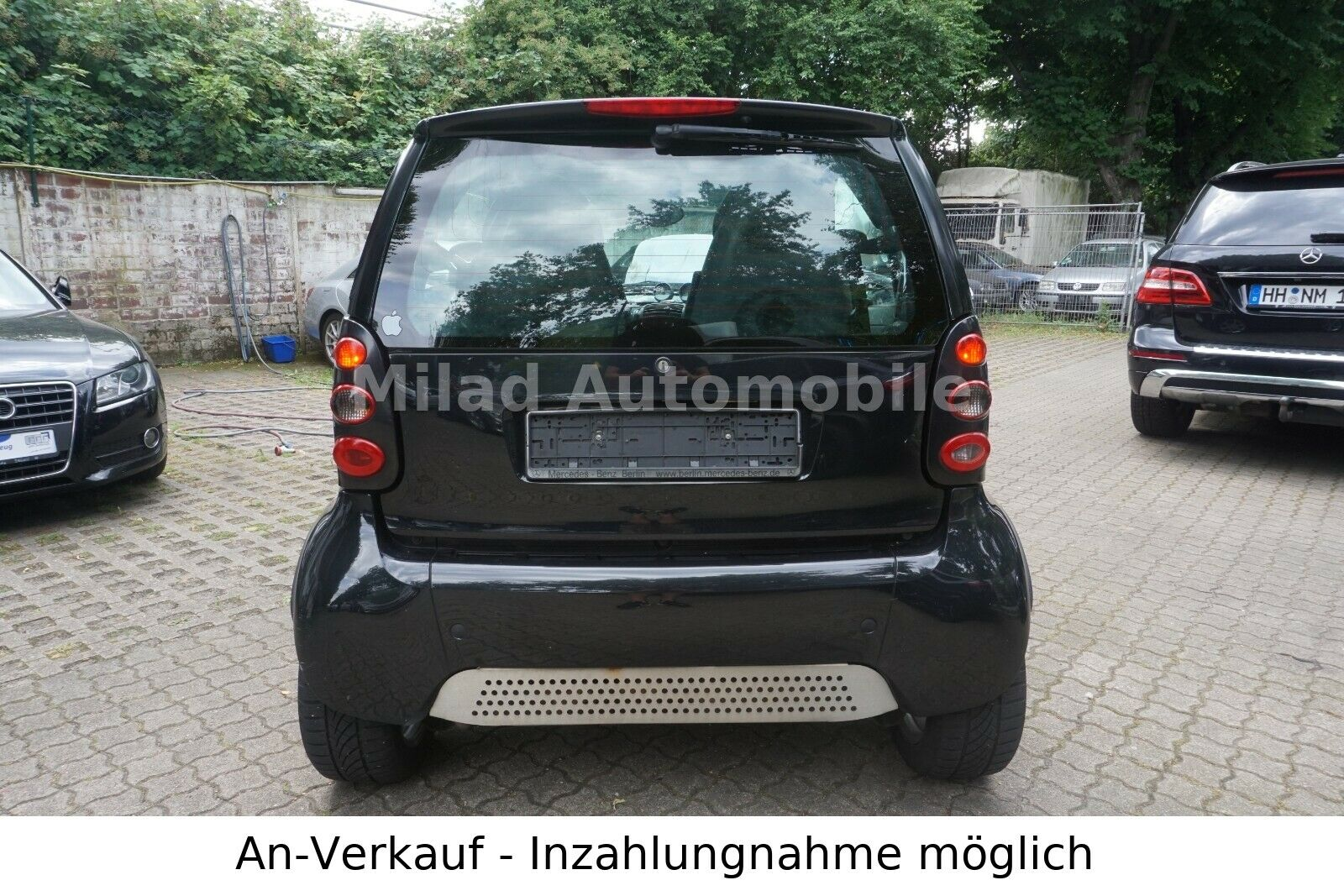 SMART ForTwo Aut. VOLL Pano LederServo ATM bei 115t km