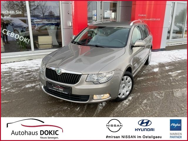 SKODA Superb Combi Elegance 1.4 TSI 125PS 6MT Navi