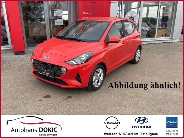 HYUNDAI i10 New Pure 1.0 5 M/T 67PS Spurhalteassistent