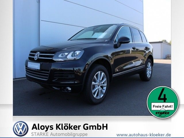 VW Touareg 3.0 TDI Automatik 4Motion Chrome