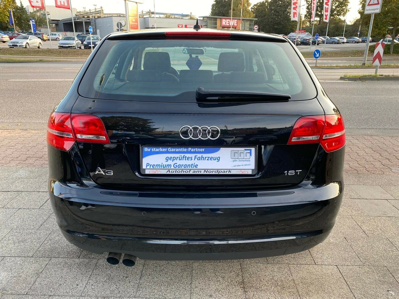 AUDI A3 Sportback 1.8 TFSI Attraction Navi Xenon