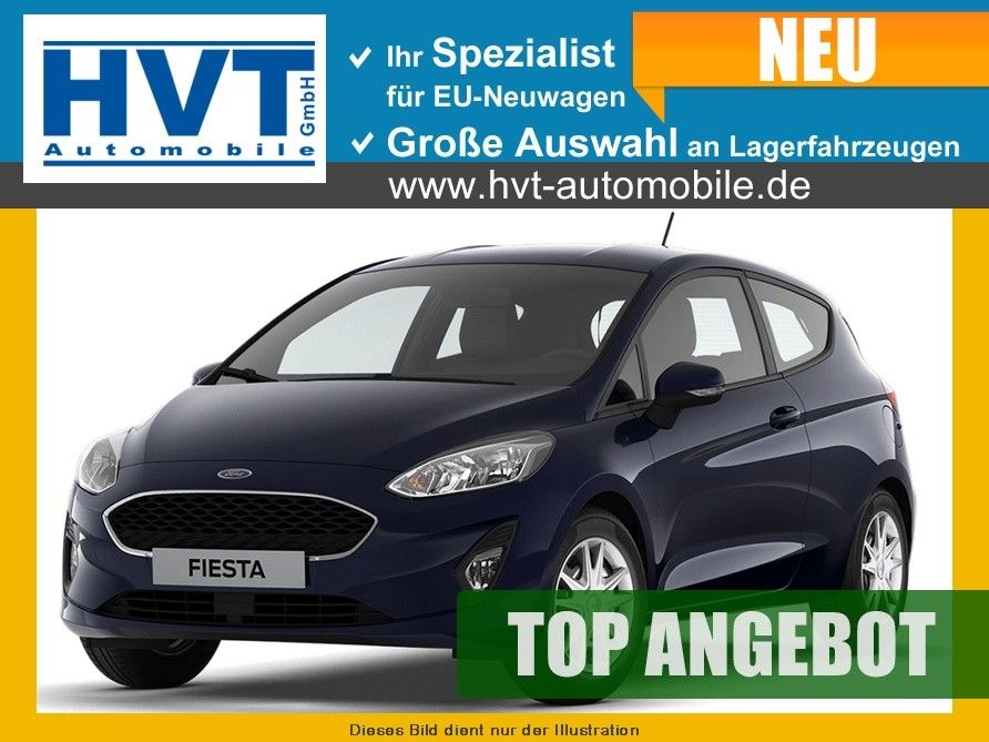 FORD Fiesta 1,1 Cool & Connect