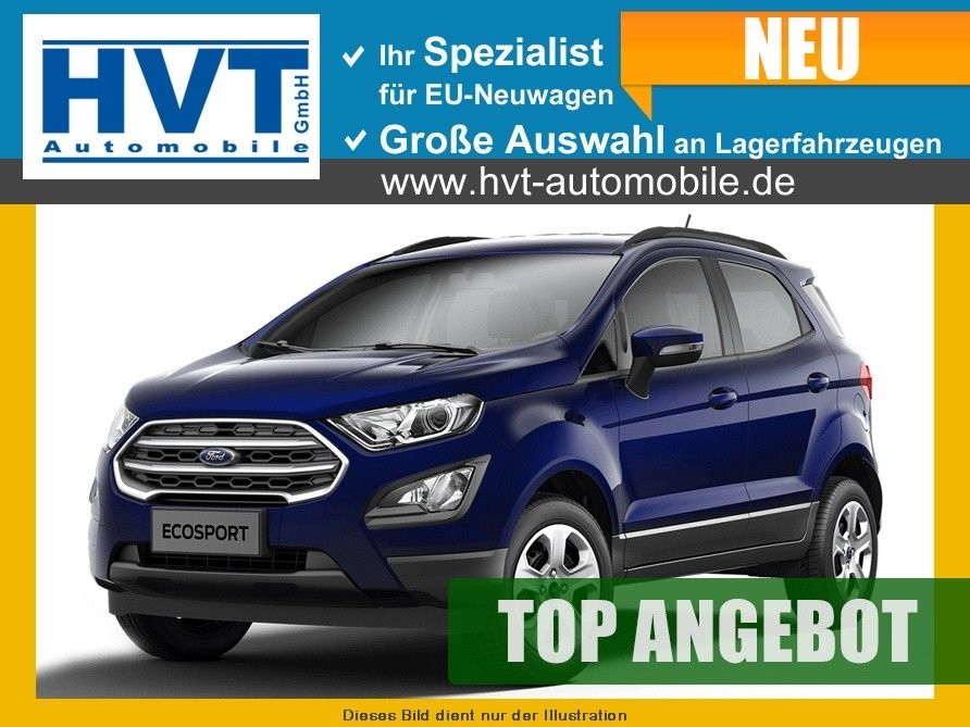 FORD EcoSport 1,0 EcoBoost Cool & Connect