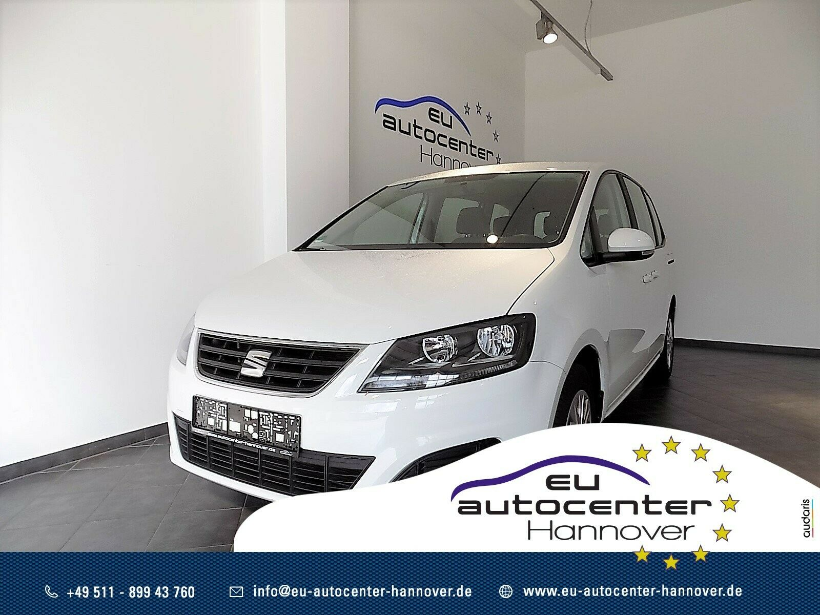 SEAT Alhambra 1.4 TSI 150 PS Klima Radio/CD/AUX