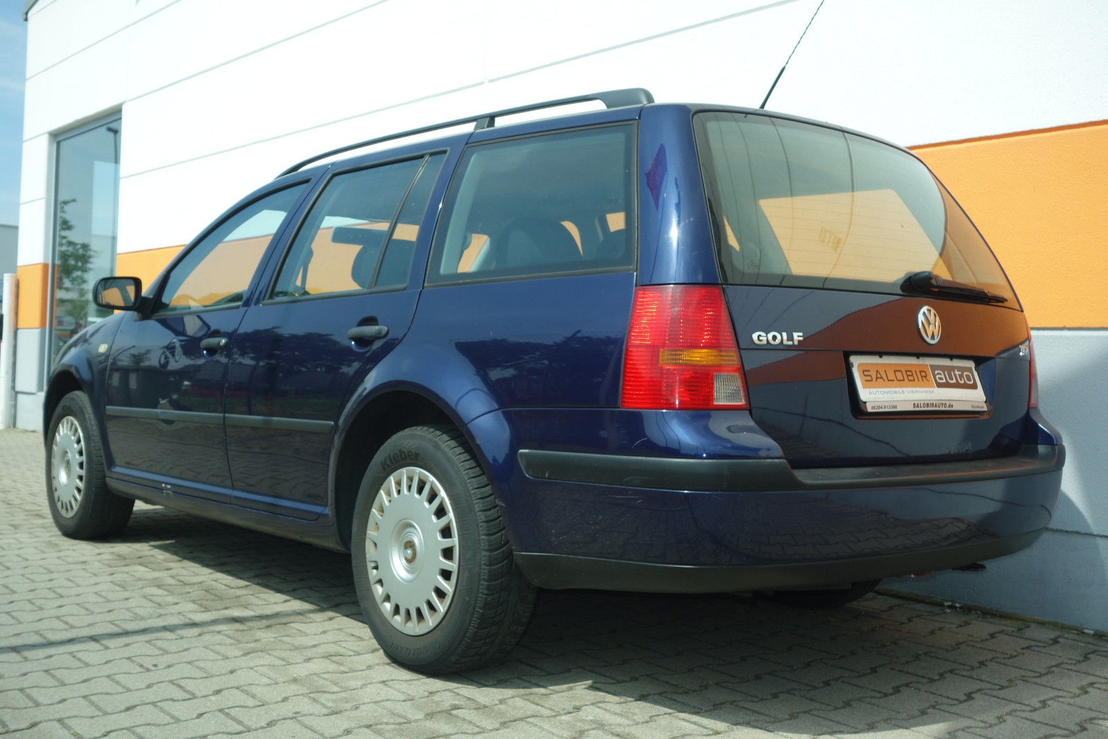 VW Golf IV 1.9 TDI Variant Klima 2. Hd