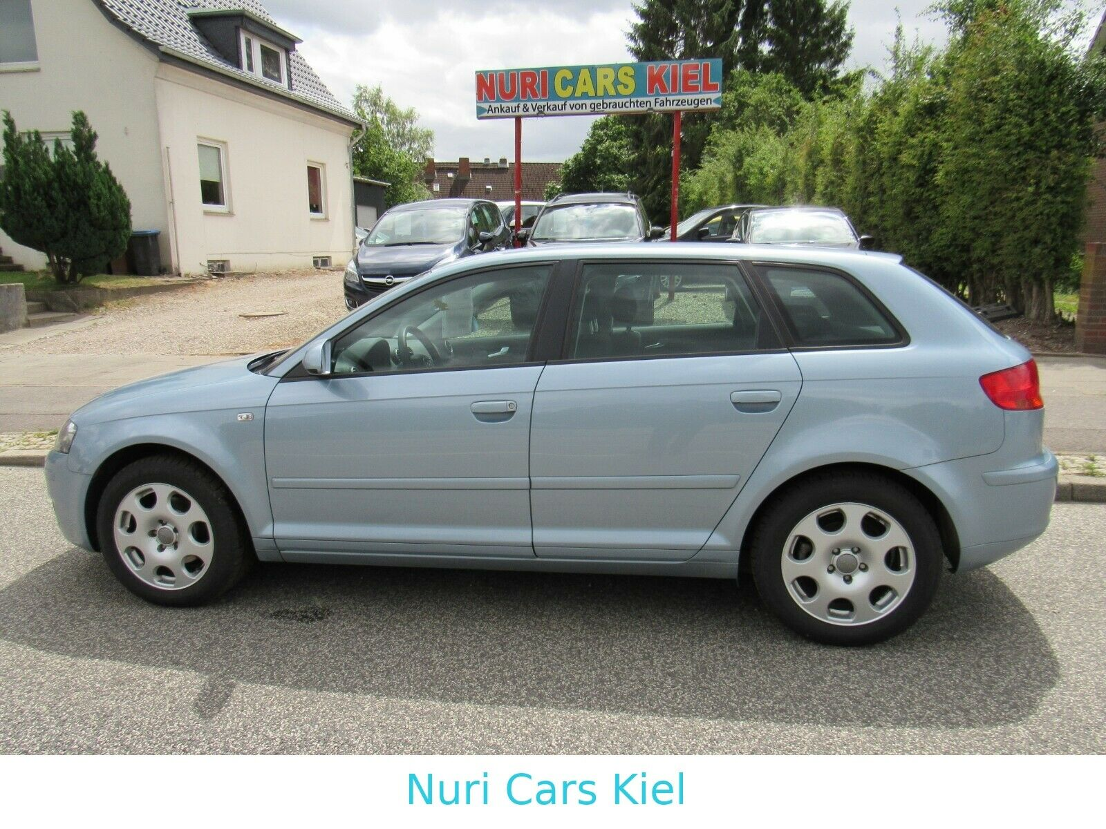 AUDI A3 Sportback 1.6  Attraction TÜV 04.2021