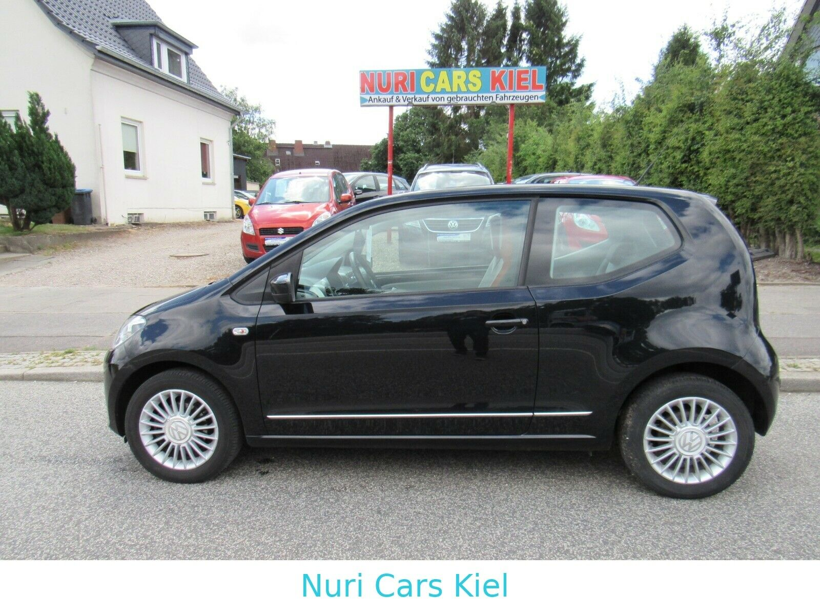 VW up! high up! Km 88211 Aus 1 Hand KlimaTÜV Neu