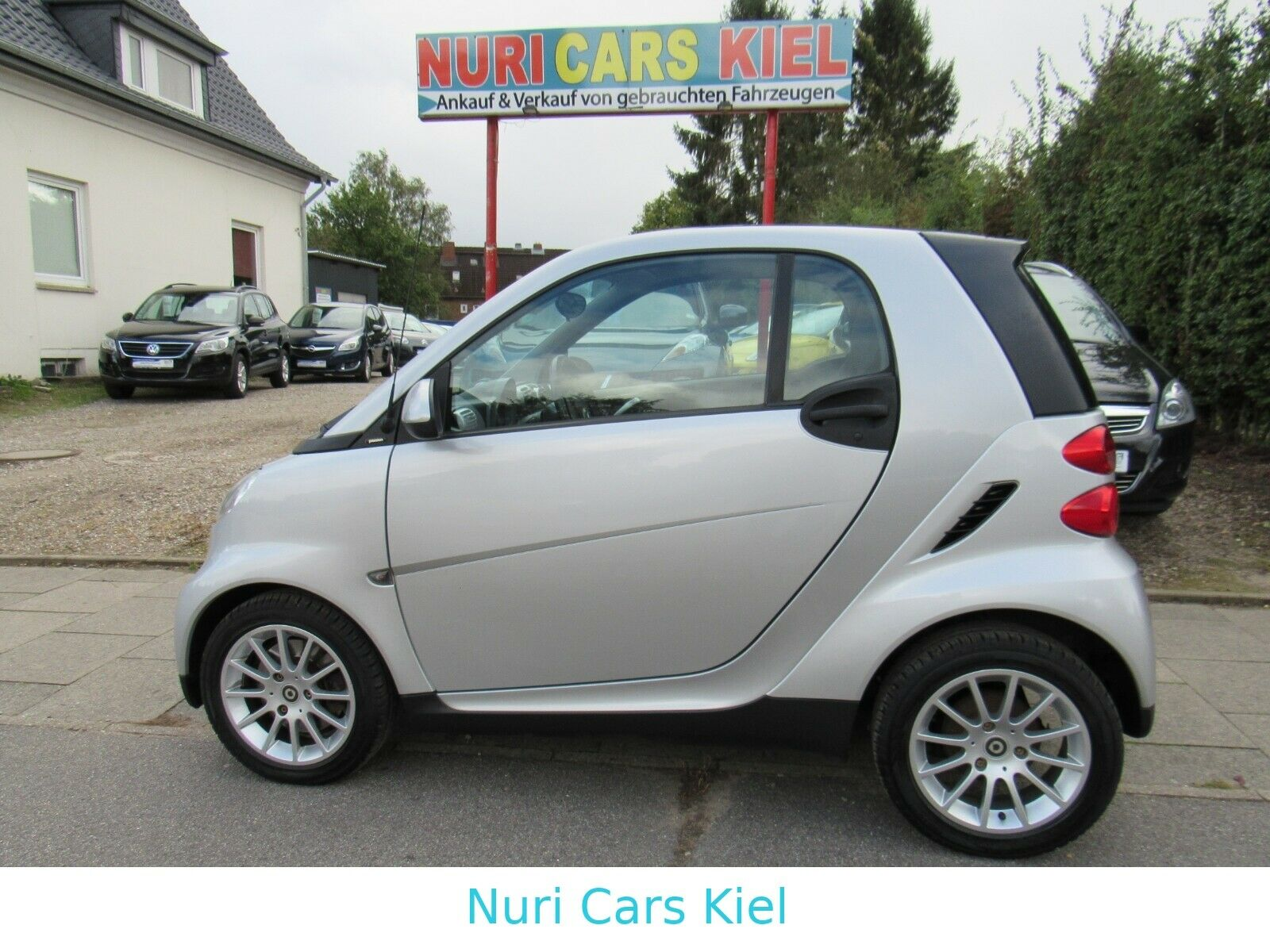 SMART fortwo coupe Basis Automatikgetriebe  Km 83021
