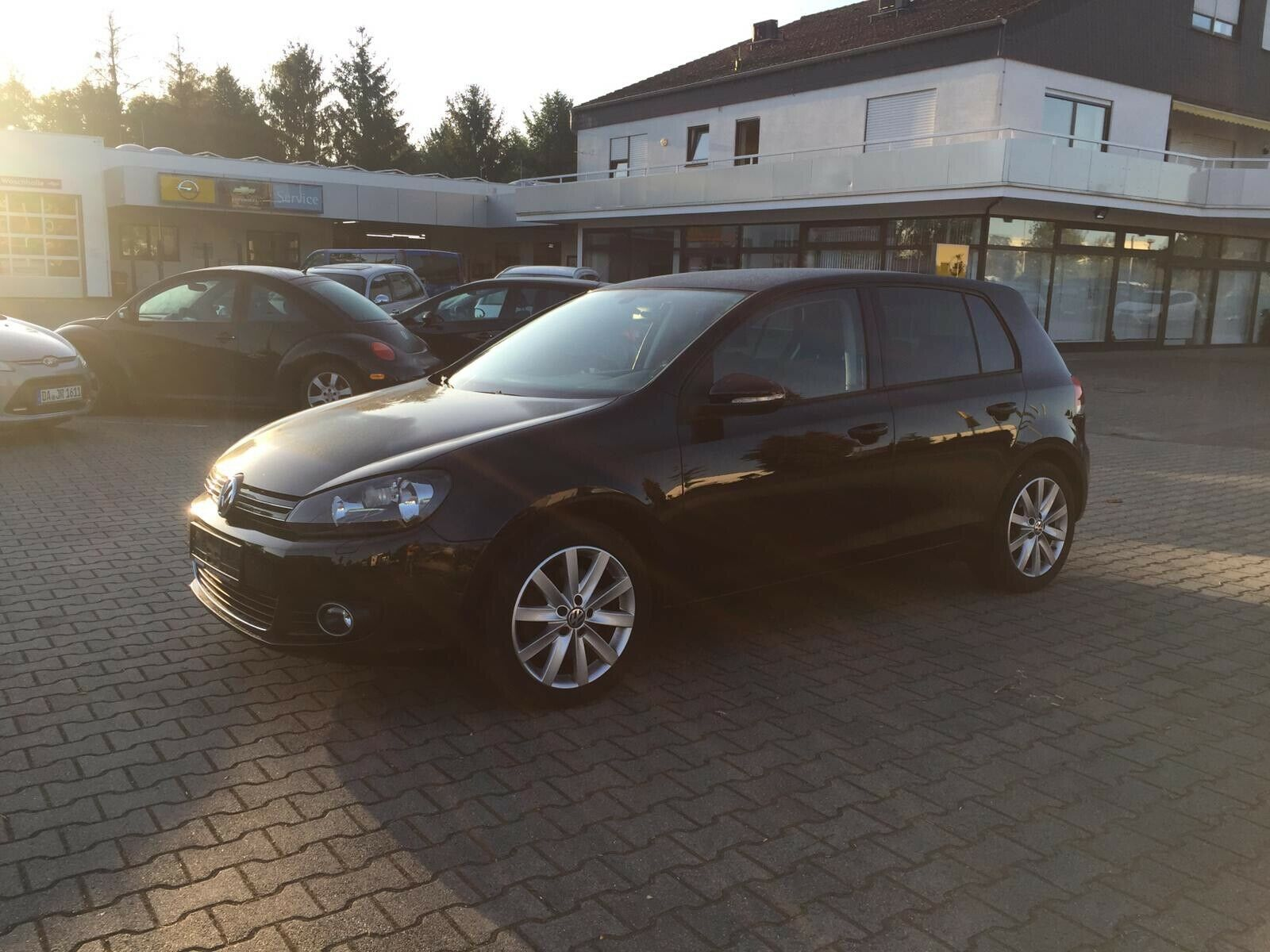 VW Golf 1.4 TSI Highline  1Jahr Car Garantie !!!