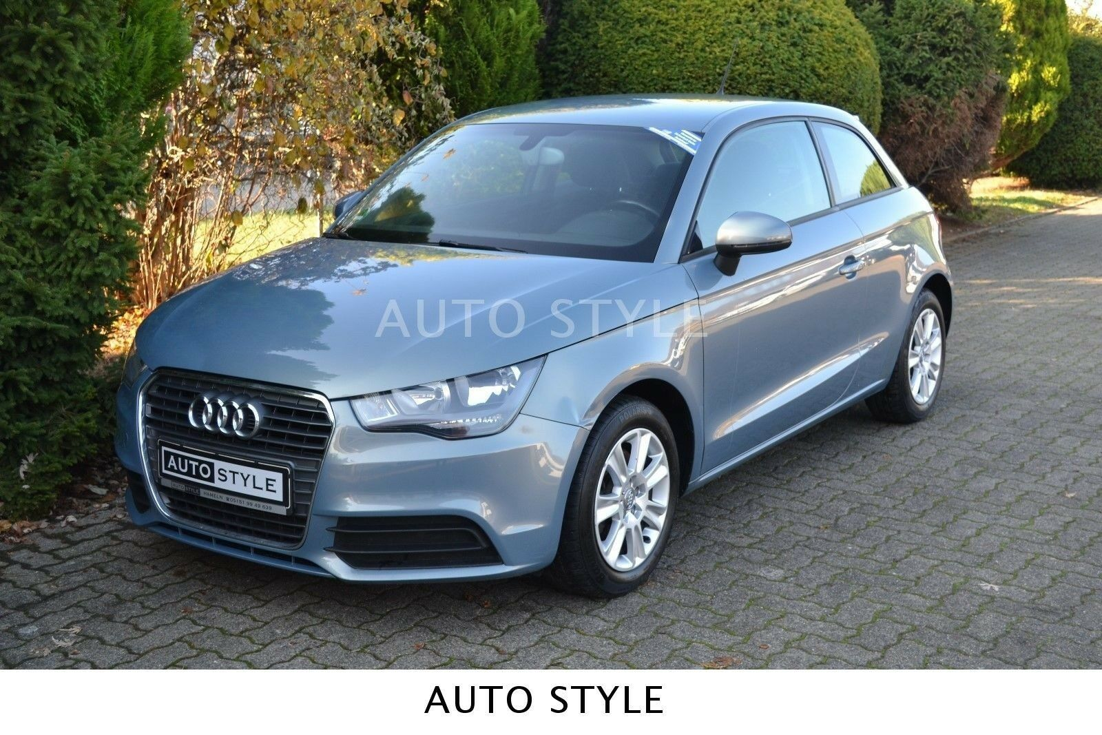 AUDI A1 Attraction/111,-€ Monatl. Finanzi. Rate
