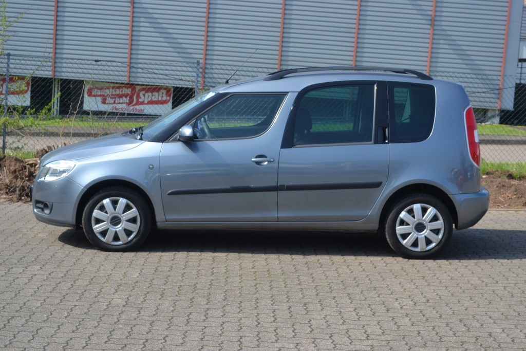 Skoda Roomster Style Plus Edition Monatl. Finanz. Rate