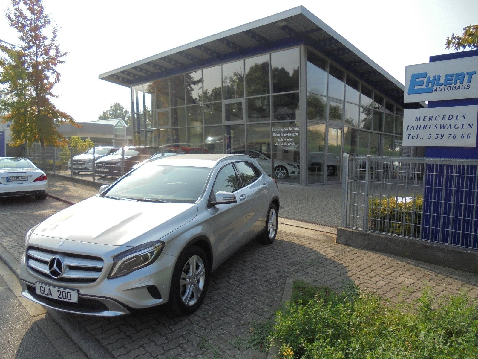 MERCEDES-BENZ GLA 200 URBAN