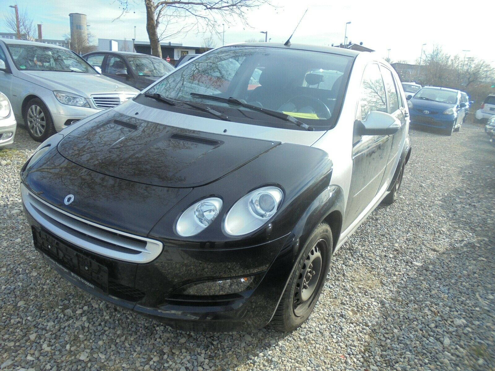 SMART forfour Edition Sportstyle/KLIMA/PANORAMADACH