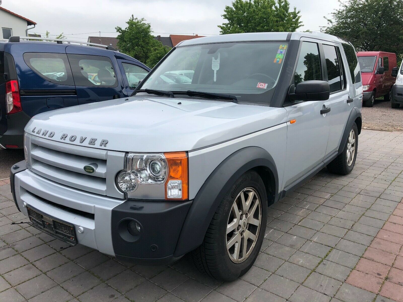 LAND ROVER Discovery V6 TD SE