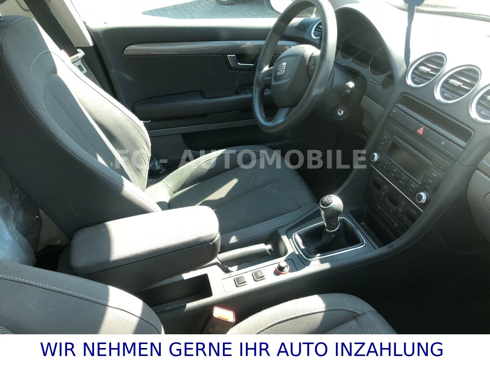 SEAT Exeo ST Reference