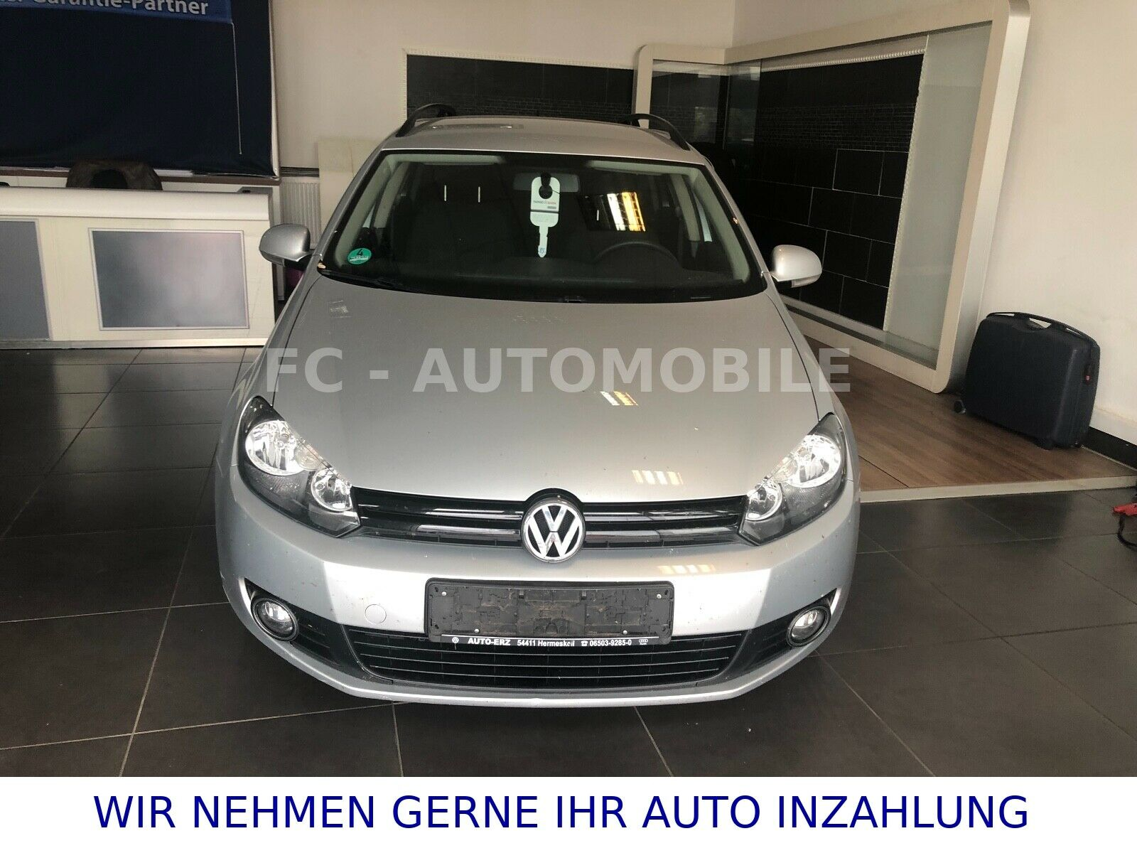 VW Golf VI Variant Trendline BlueMotion
