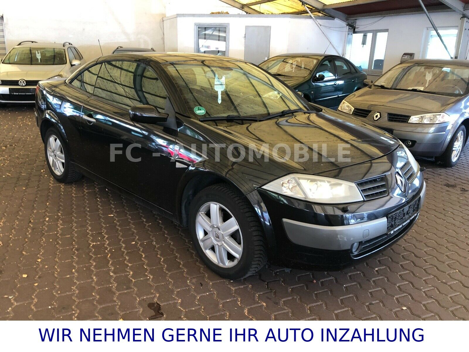 RENAULT Megane II Coupe/Cabrio Dynamique Luxe