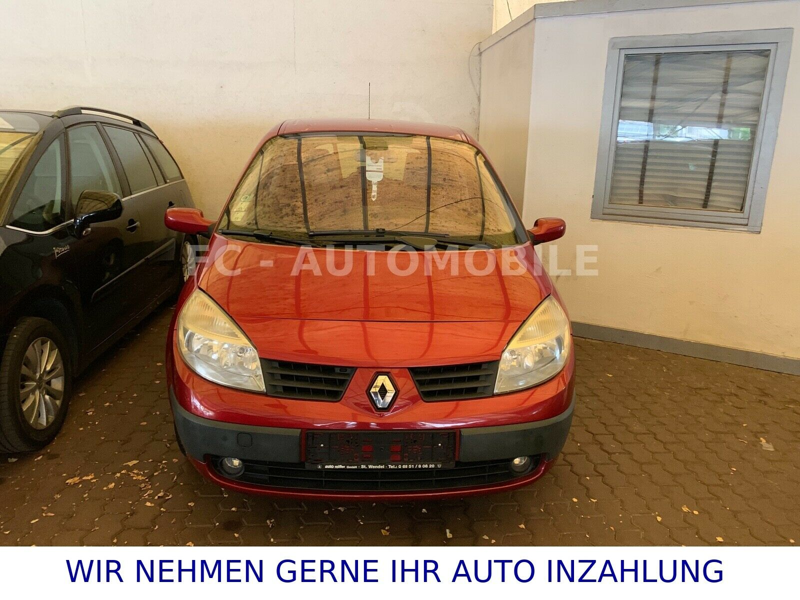 RENAULT Scenic II Expression Luxe