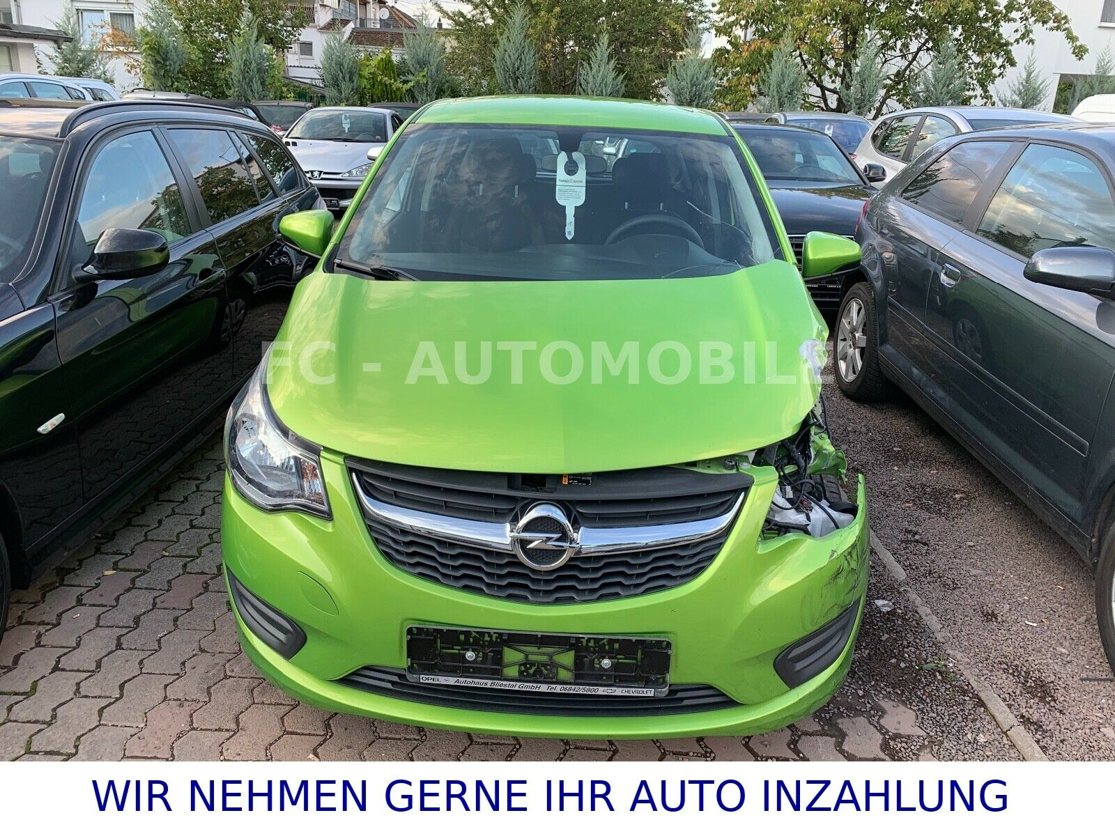 OPEL Karl Edition