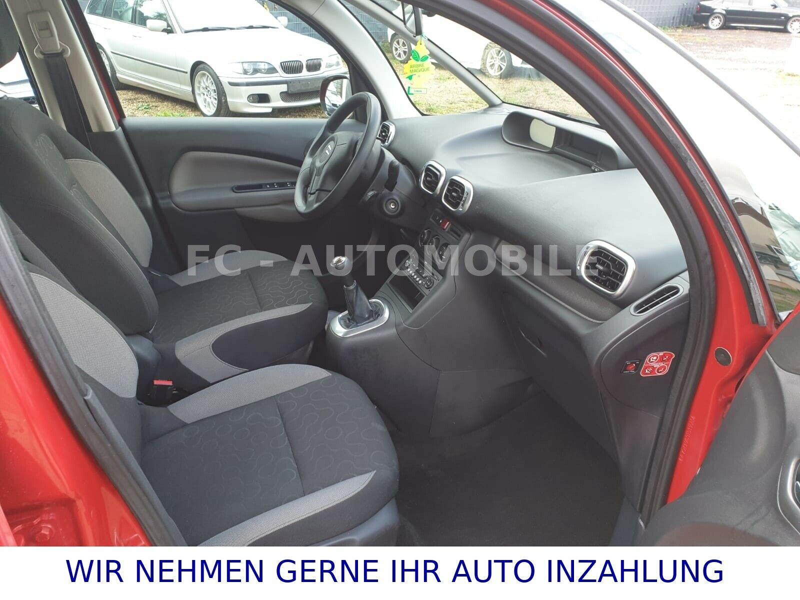 CITROEN C3 Picasso HDi 110 FAP Exclusive