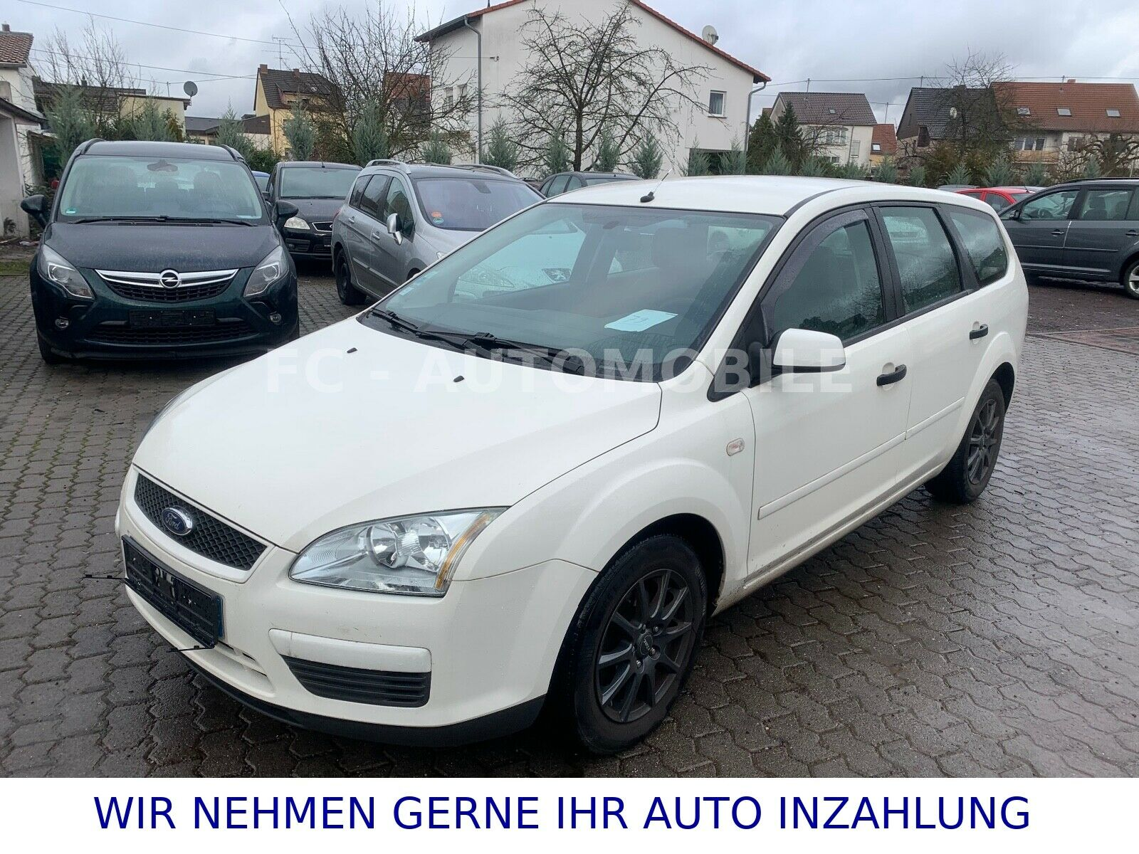 FORD Focus 1,6TDCi 66kW Style
